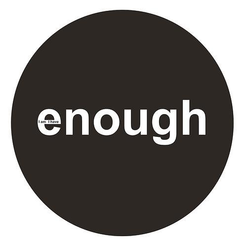 ENOUGH  Audio CD
