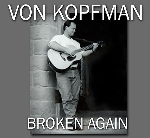 """Broken Again""  1994 Audio CD"