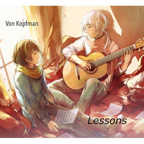 """Lessons"" 2000 Audio CD"