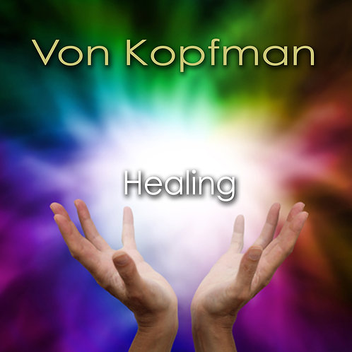 """Healing"" 2014 Audio CD"