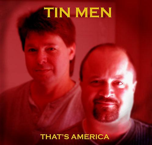 """That's America"" 2004 Audio CD"