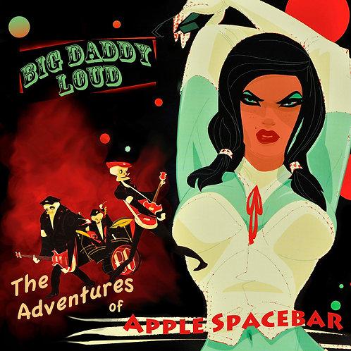 """Apple Spacebar"" 2012 Audio CD"