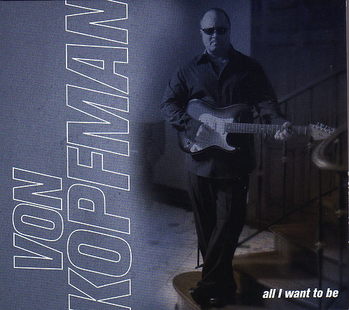"""All I Want To Be"" 2006  Audio CD"