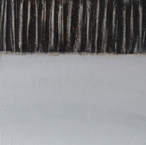Huile sur bois 30x30cm
