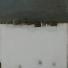 Huile sur toile de lin   80x90cm