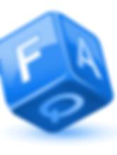 Image of FAQ dice
