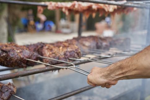 גריל מן הופך בשר