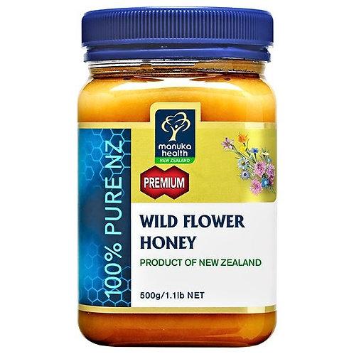Manuka Health wild flower honey