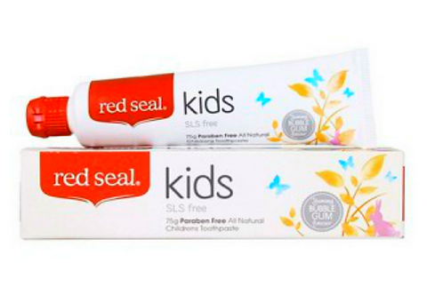 Red Seal - Natural Kids Toothpaste