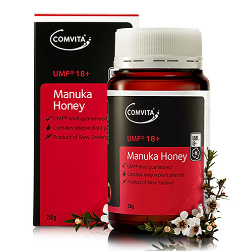 Comvita UMF 18+ 250g Manuka Honey