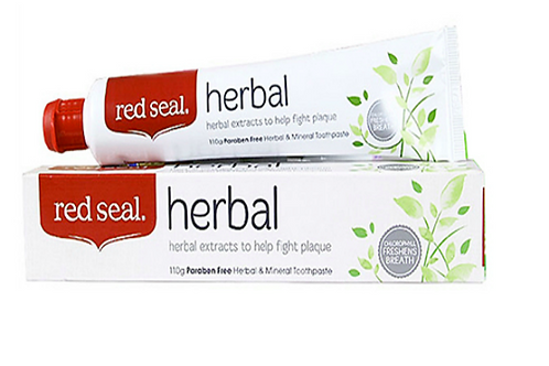Red Seal - Herbal Toothpaste