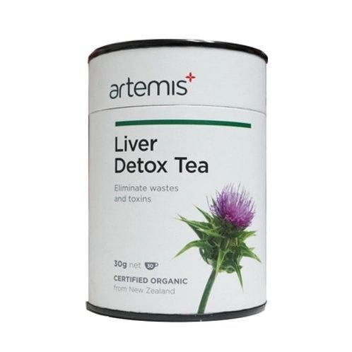 Artemis - Liver Detox Tea 30g 護肝排毒有機花草茶