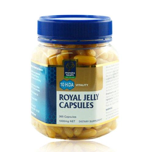 Manuka Health Royal Jelly 100mg 365Capsules