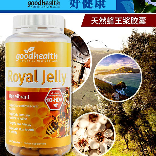 Good Health - Royal Jelly 365 tablets