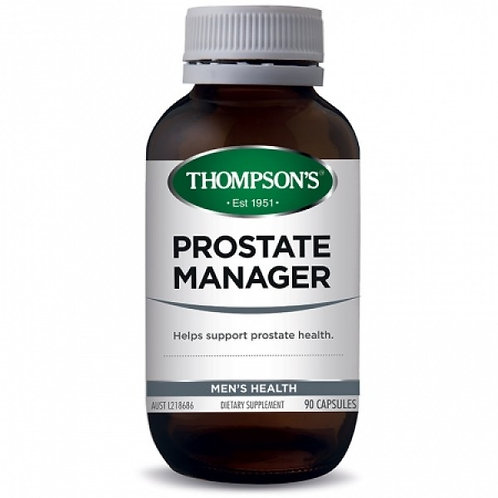 Thompson's Prostate Manager Capsules 90