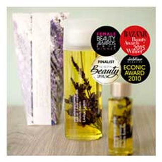 Linden Leaves body oil absolute dreams (Lavender) 250ml