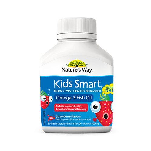 NATURE'S WAY KIDS SMART FISH OIL