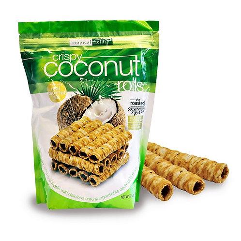 TROPICAL FIELDS  Coconut Rolls