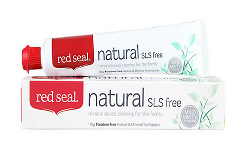Red Seal -Natural Toothpaste