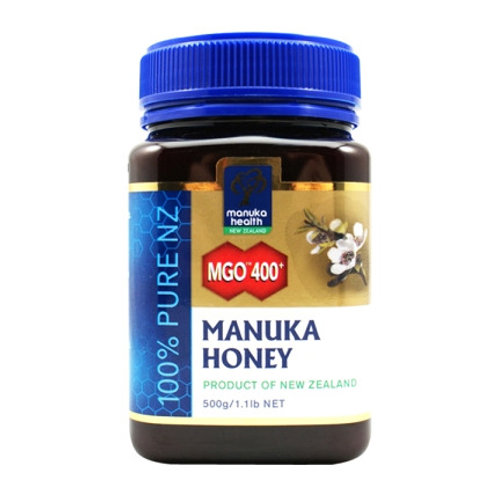 Manuka Health MGO400+ 500g