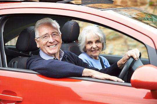 Remedial driving lessons, senior driving lesson, senior drivers
