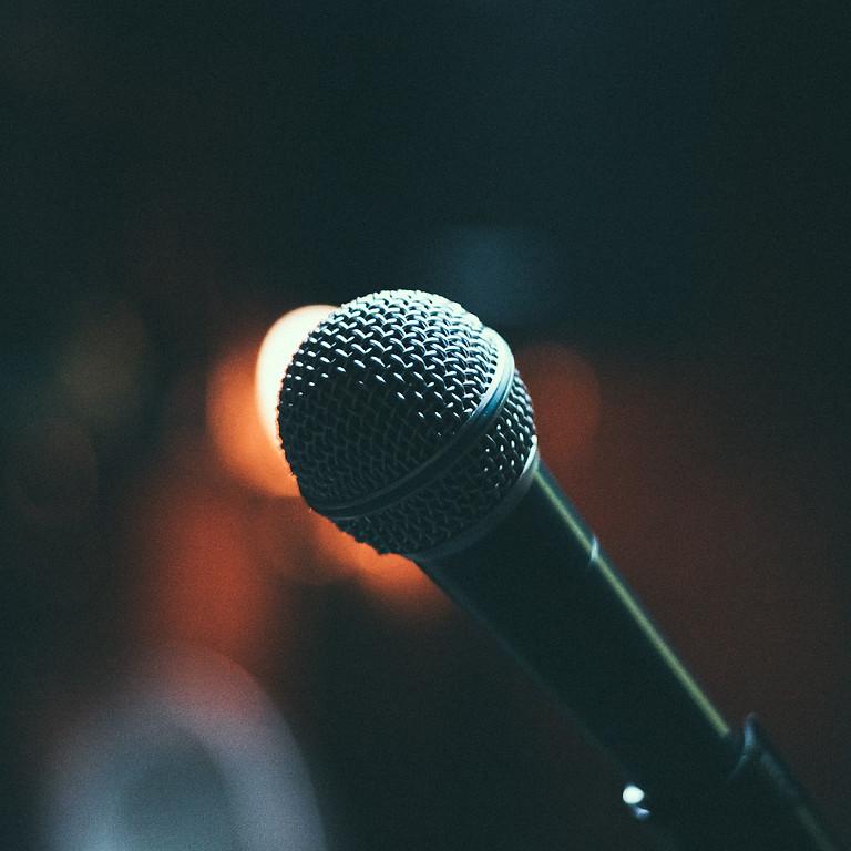 Spoken Word: Poems & Drums