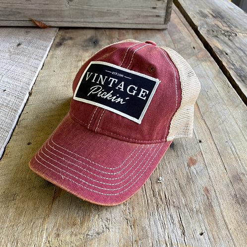 VP Trucker Hat (Brick)