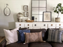 DIY: Restoration Hardware Wall   Art For Less