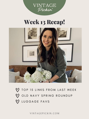 Week 13 Recap!