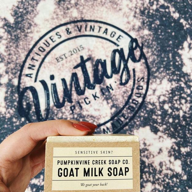 Pumpkinvine Creek Soap