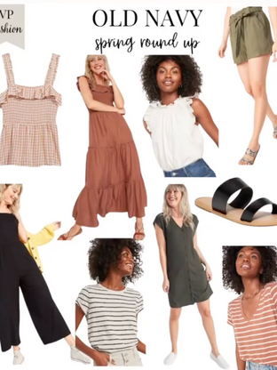Old Navy Spring Finds