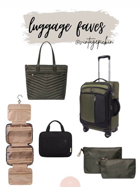 Luggage Faves