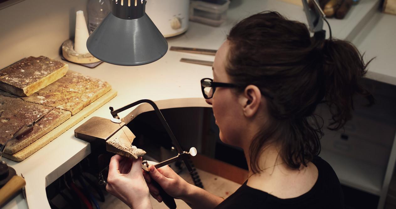 Handmade jewellery Dublin