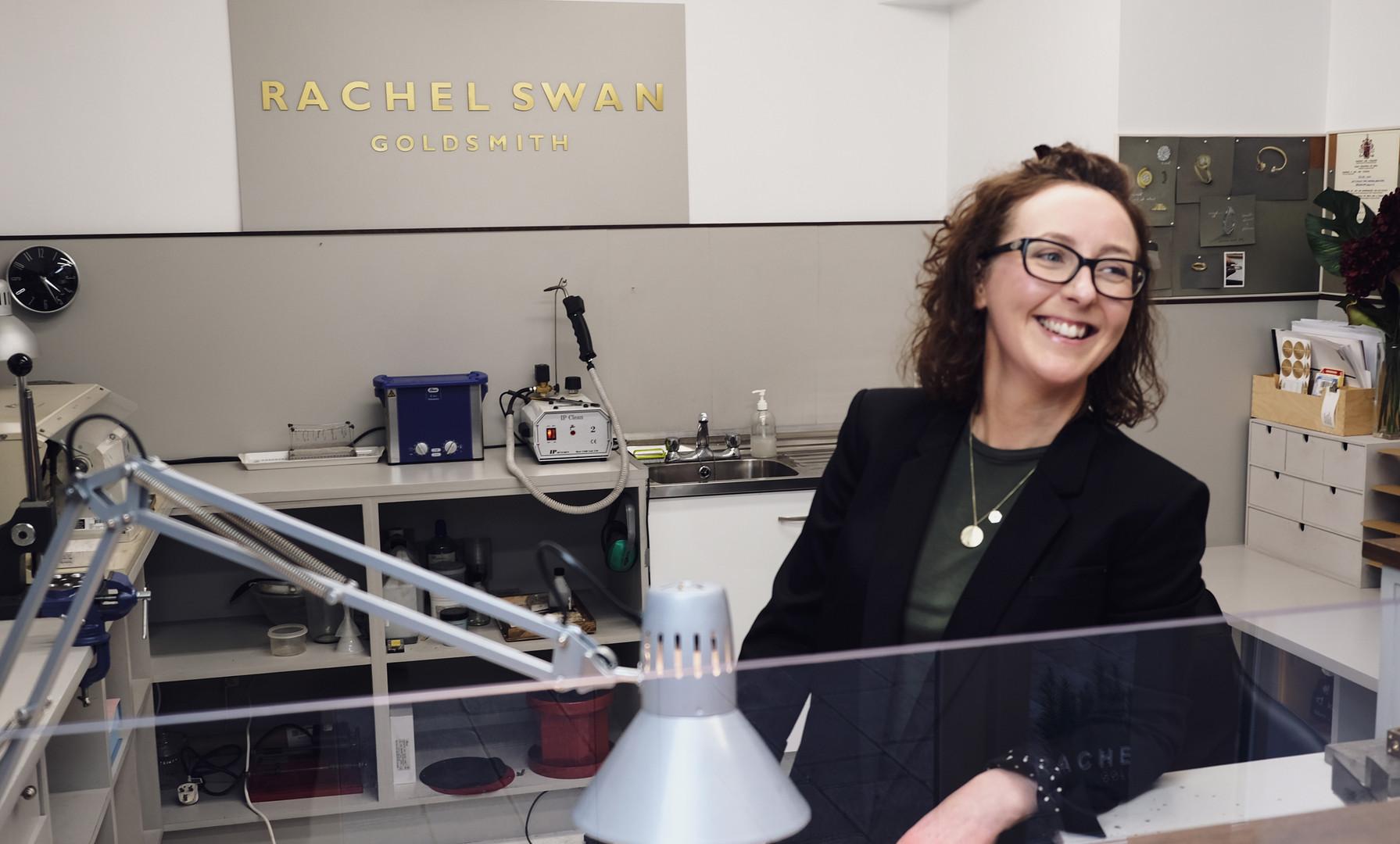 Rachel Swan Goldsmith, Dublin
