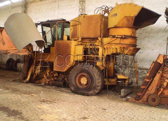 Colhedora de Cana Cameco CHT 2500 - Peças