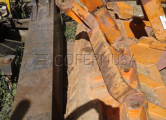 Lâmina Dianteira Fiatallis FG170
