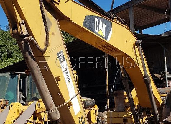 Lança e braço escavadeira Caterpillar 320D
