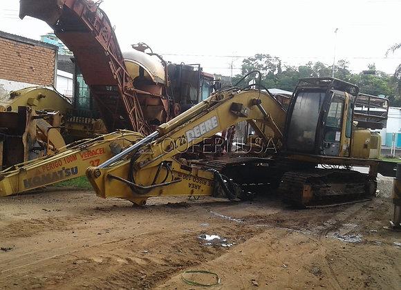 Escavadeira John Deere 200C LC - Peças