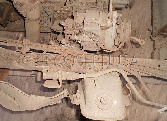 Motor GMC 7110 4 Cilindros Isuzo