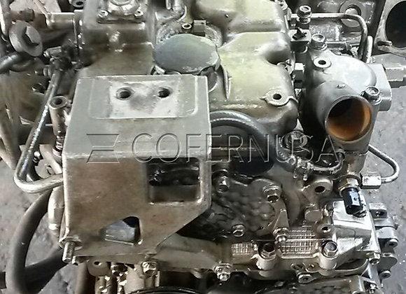 Motor Isuzu AI-4JJIX desmontado