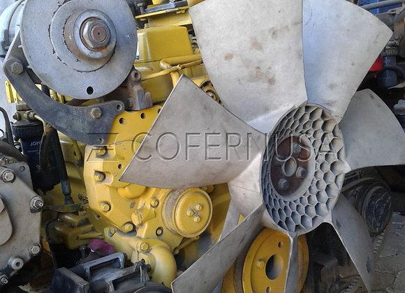 Motor Diesel escavadeira Johnn Deere 200C