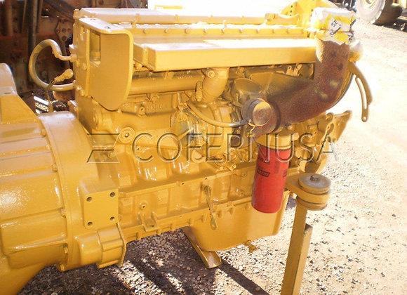 Motor Pá Carregadeira Caterpillar 950F