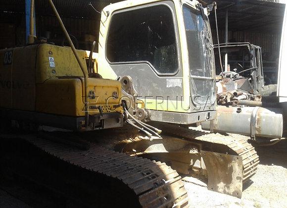 Esteira Escavadeira Volvo EC140B