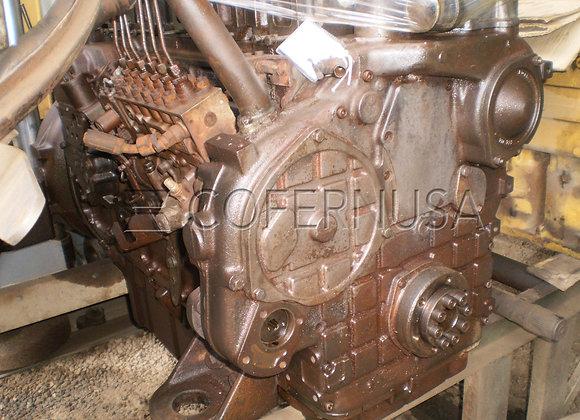 Motor Pá Carregadeira Liebherr L580