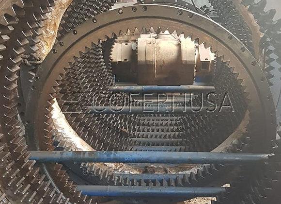 Coroa de giro Escavadeira Caterpillar 320D