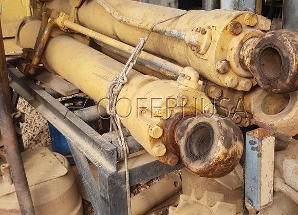 Cilindro hidráulico da concha Escavadeira Liebherr 944