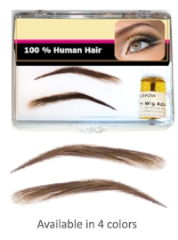 eyebrow wigs