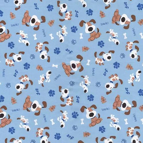 Mask-Blue Dogs