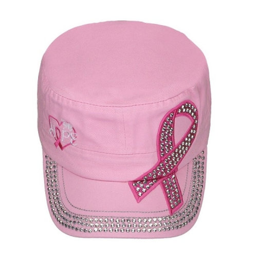 Pink Hope Ball Cap