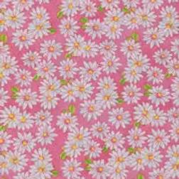 Mask-Daisies Pink